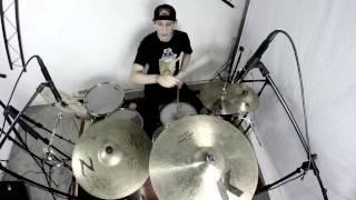 Maximo Grado - Yo Soy Ivan (Drum Cover)