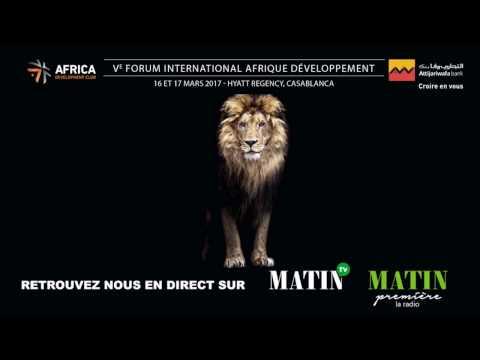 5e Forum International Afrique Développement