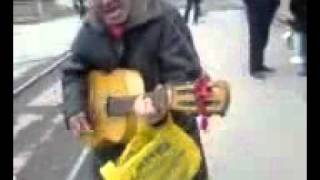 Peter Nalich - Guitar (on the street)