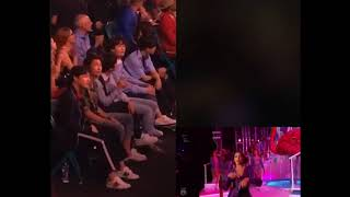 BTS reaction to Dua Lipa - New Rules @BBMAs 2018