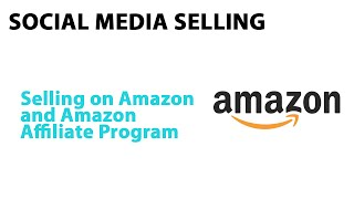 Selling on Amazon and Amazon Affiliate Program - Other Markets pt. 2