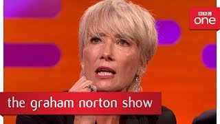 Emma Thompson turned down a date with Donald Trump - The Graham Norton Show: 2017 - BBC One