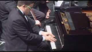 """Conciertto para Piano y Orquesta """"Delly Inkir"""" de Mario Gómez Vignes. II mov. Intermezzo"""