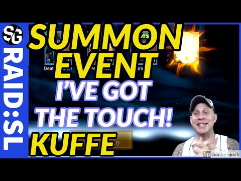 RAID SHADOW LEGENDS | AMAZING SUMMONS | KUFFE