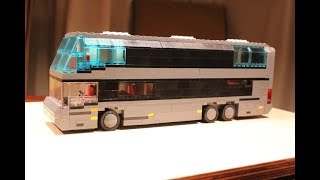 Double Decker RV - In Lego!