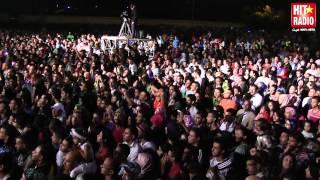 Reportage Live de Marwan Khoury au Festival Jawhara avec HIT RADIO