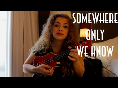 Somewhere Only We Know | Cover Chords - Chordify