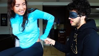 TOUCH MY BODY CHALLENGE!!