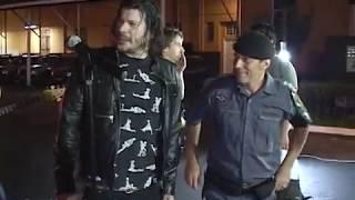 """Trecho do videoclipe da música tema do filme """"Rota Comando"""""""