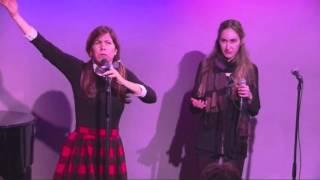 """The Bare Necessities"" - Eileen Stevens & Sarah Natochenny"