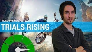 TRIALS RISING : Toujours aussi maîtrisé ! | PREVIEW