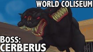 Kingdom Hearts HD 1.5 Remix - Final Mix | Boss Fight: Cerberus