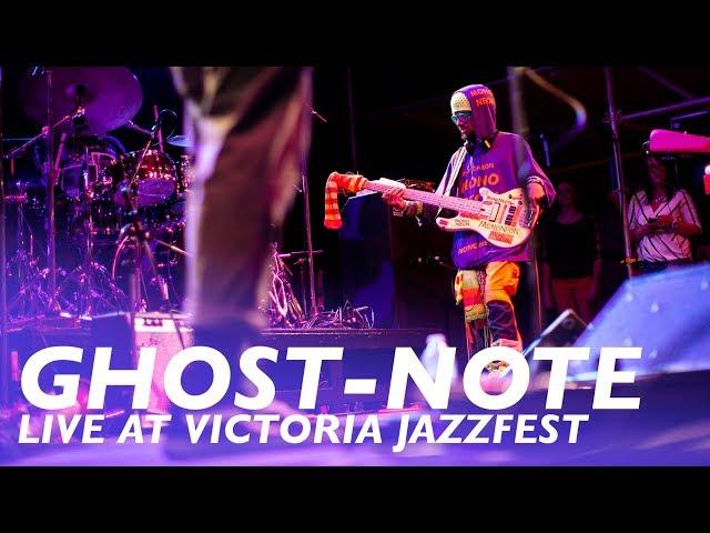 Live at Victoria JazzFest (2018)