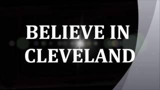 Don't Stop BELIEVIN' CLEVELAND SONG words lyrics not Journey best popular trending sport songs