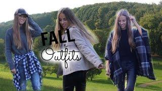 Fall Outfit Ideas | Lookbook 2015