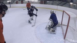 GoPro Hockey 🏒🚨 Episode 007 - HockeyTraining.com