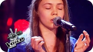 Fall Out Boy - Sugar We're Going Down (Lara) | The Voice Kids 2016 | Blind Auditions | SAT.1