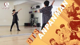[TUTORIAL] BTS (방탄소년단) - ANPANMAN | Dance Tutorial by 2KSQUAD width=
