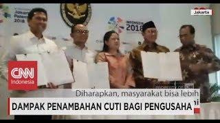 Libur Panjang Lebaran 2018, Pengusaha Protes width=