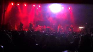 Amon Amarth Live - A Beast am I Glasgow ABC 3rd April 2011