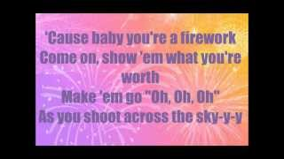 Firework By: Katy Perry LETRA-LYRICS