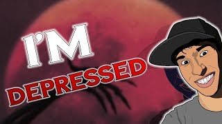 I'm DEPRESSED - (I'm Upset - Drake Parody)