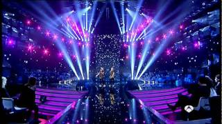 Quiero Cantar  Alba y Marta interpretan a Beyonce.wmv