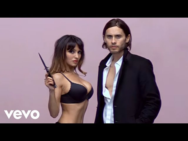 """Video oficial de """"Up in the air"""" de Thirty Seconds to Mars"""