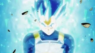 Dragon Ball Super // AMV // Vegeta Perfected SSB // Flo Rida (K Theory Remix)