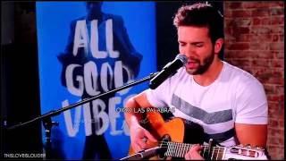 Pablo Alborán | Remember me (letra traducida)