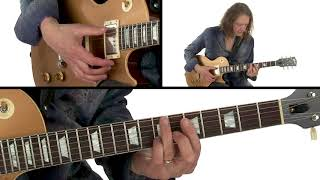 Robben Ford Guitar Lesson - Dominant 9's & 13's Performance - Blues Chord Evolution