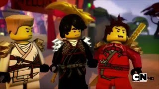 Live Like A Warrior - Ninjago Tribute