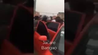 Vídeo mostra alguns momentos do suposto assalto ao músico  angolano Jay Oliver no bairro Cassenda