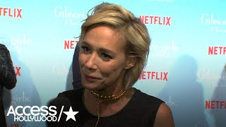 'Gilmore Girls': Liza Weil 'Didn't Realize How Much' She'd Missed Playing Paris | Access Hollywood