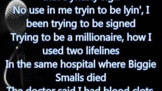 Kanye West - Through the Wire (Lyrics)