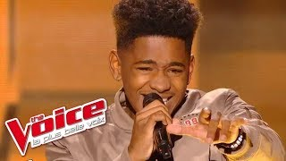 Lisandro - « Can't stop the feeling » (Justin Timberlake) | The Voice France 2017 | Blind Audition