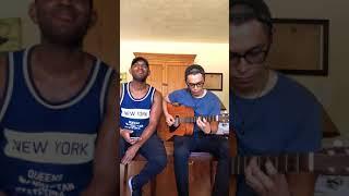 H.E.R - Could've been ft Bryson Tiller (J-Rican Acoustic Cover w/Eddie Atom)