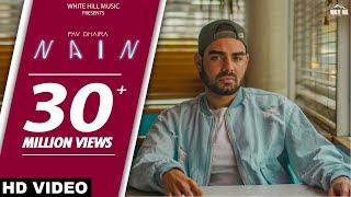 NAIN (Full Song) : Pav Dharia ft.Fateh   SOLO   New Punjabi Songs 2018   White Hill Music width=