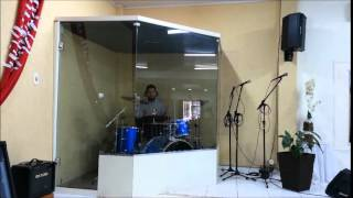 Drum Cover - Cordeiro e Leão - Sozo