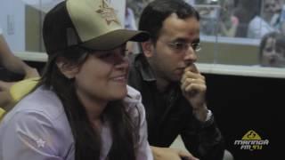 Fernando & Sorocaba - Luzes de São Paulo - [ESTÚDIO SHOW MARINGÁ FM]