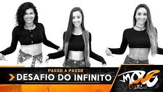 Passo a Passo - Desafio do Infinito - Faby - Coreografia - Move Dance Brasil
