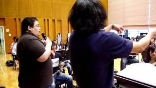 Ricardo Ribeiro e Orquestra Chinesa de Macau - Ensaio Fado Três Bairros