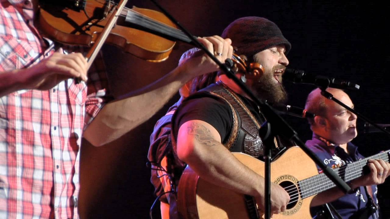 Zac Brown Band Concert Tickets Package Deals April