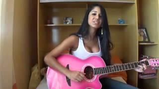 Allana Macedo   Mentes tão bem Cover   YouTube