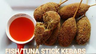 Fish sticks - Tuna sticks kebab