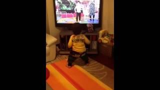 dancing baby Dein Kyle♪(PSY)