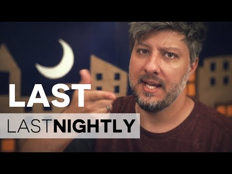 LAST LAST NIGHTLY (№80)