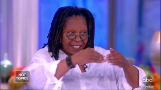 Whoopi Goldberg On Her Battle With Pneumonia   The View