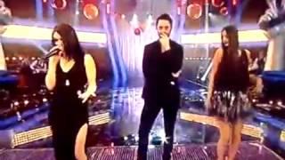 Murat Boz Ayda Mosharraf Fatma İşcan Sway O Ses Türkiye Yılbaşı Özel 31 Aralık 2013