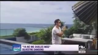 """Ya no me duele mas"" Silvestre Dangond"